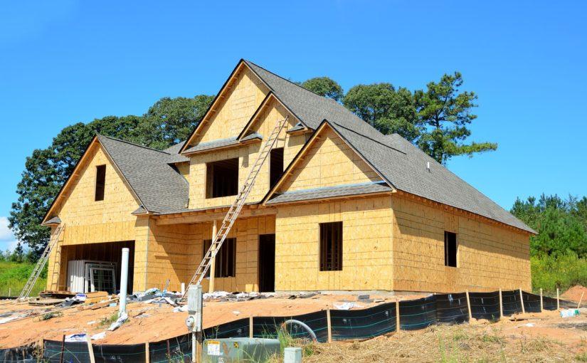 Adekwatnie z aktualnymi wzorami nowo budowane domy muszą być ekonomiczne.